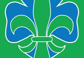 Speidernes Fellesorganisasjon (SF) Logo