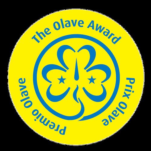 Olave Award logo