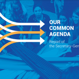 Global Youth Mobilization welcomes UN Secretary General's 'Our Common Agenda' report