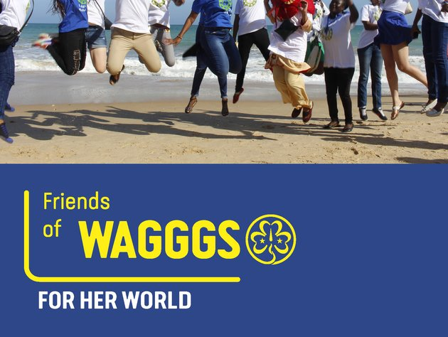 Friends of WAGGGS form UK 2017