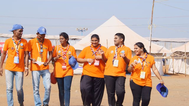 Trailblazing teens from India