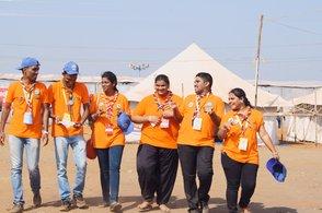 Trailblazing teens from India