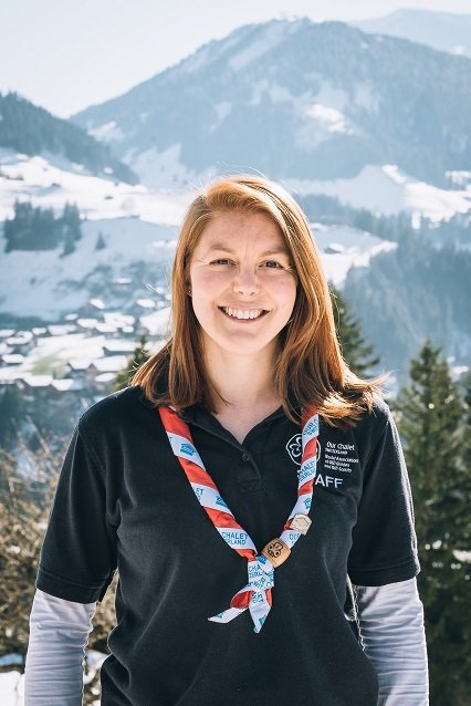 2017_Switzerland_Rosie Greaves Guest Services Co-Ordinator