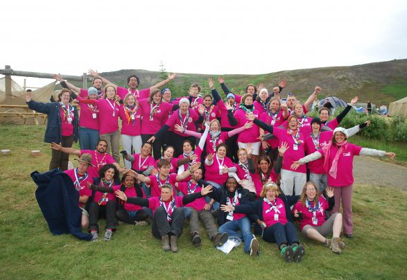 WAGGGS Roverway Team
