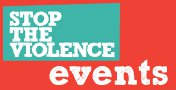 2013 stop the violence infographic events