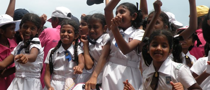 Sri Lanka Girl Guides Association