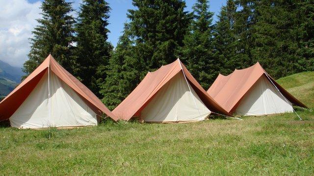 Switzerland Camping