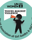 Voices against Violence badge