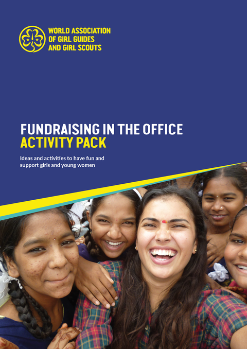 Corporate fundraising pack image