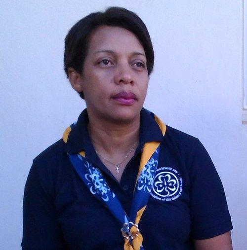 Zoe Rasoaniaina_Africa Regional chair