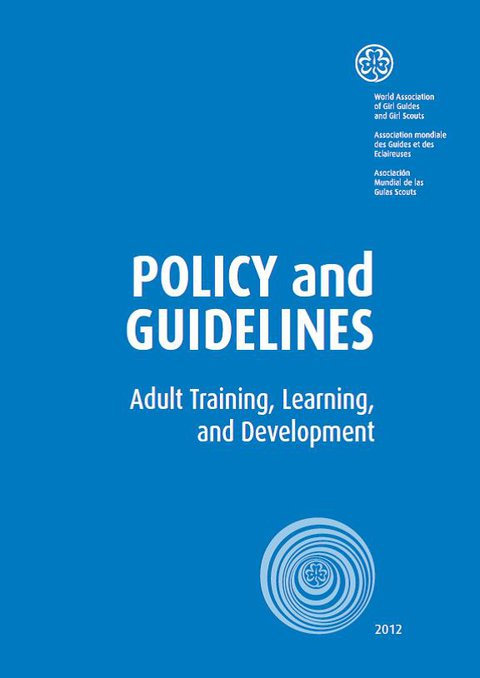 Adult Training, Learning and Development Resource Cover