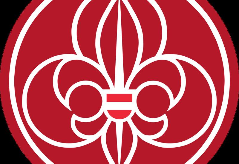 Austria Girl Guides logo
