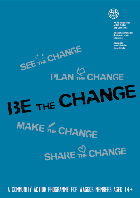 Be the Change - Community Action Toolkit Resource Cover
