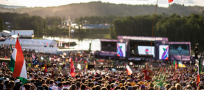 crowd - European Jamboree 2020