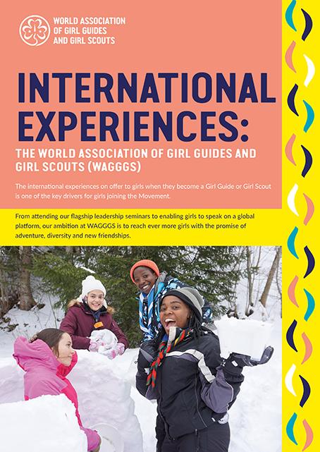 International experiences brochure