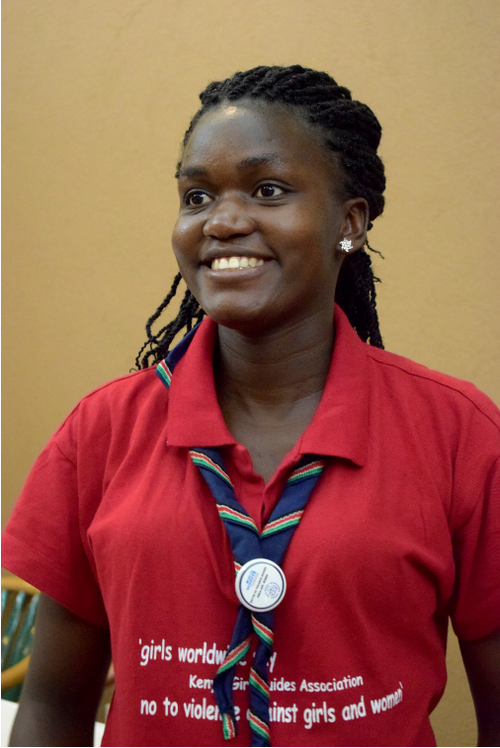 Mitchel - Kenya Girl Guides