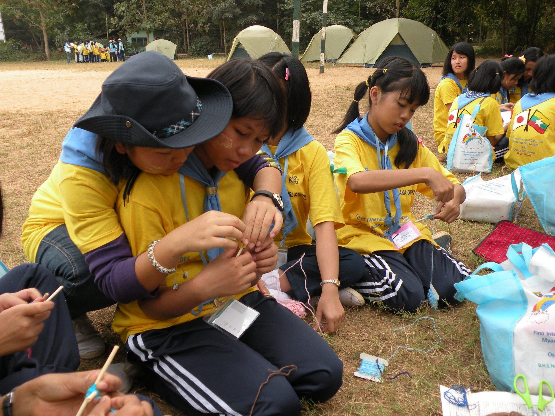 Myanmar Camp