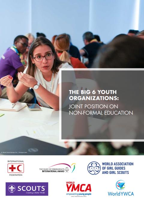 non-formal education cover