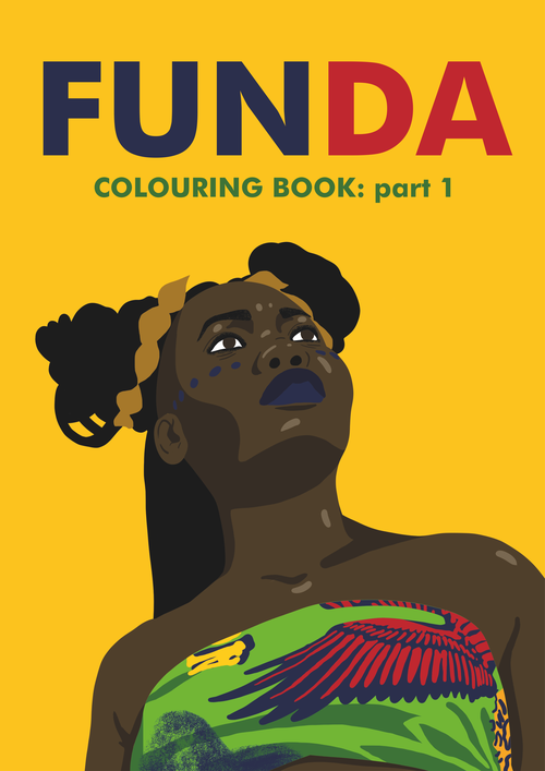 FUNDA Colouring Book