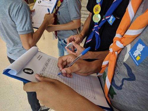 Paraguay Guide Scouts