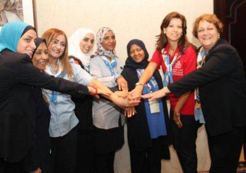 Arab Committee Members 2013