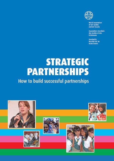 Strategic Partnerships Toolkit Resource Cover