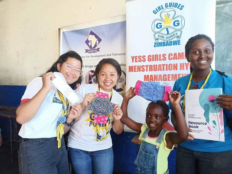 Team Zimbabwe Yess Girls
