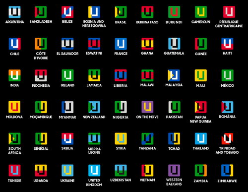 U-Report countries