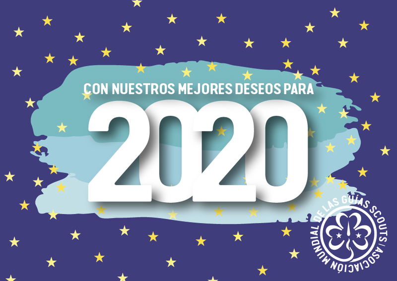 WAGGGS end of year 2019 ES
