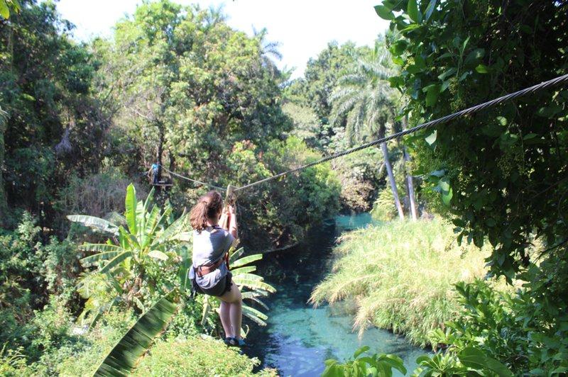 Las estacas natural park