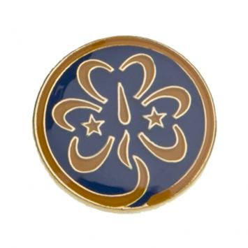 WAGGGS World Badge