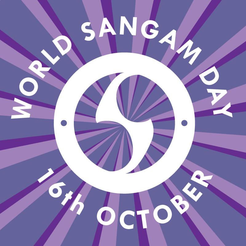 092015 World Sangam Day Logo